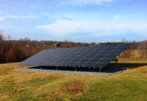 Maryland Agricultural Solar Panels