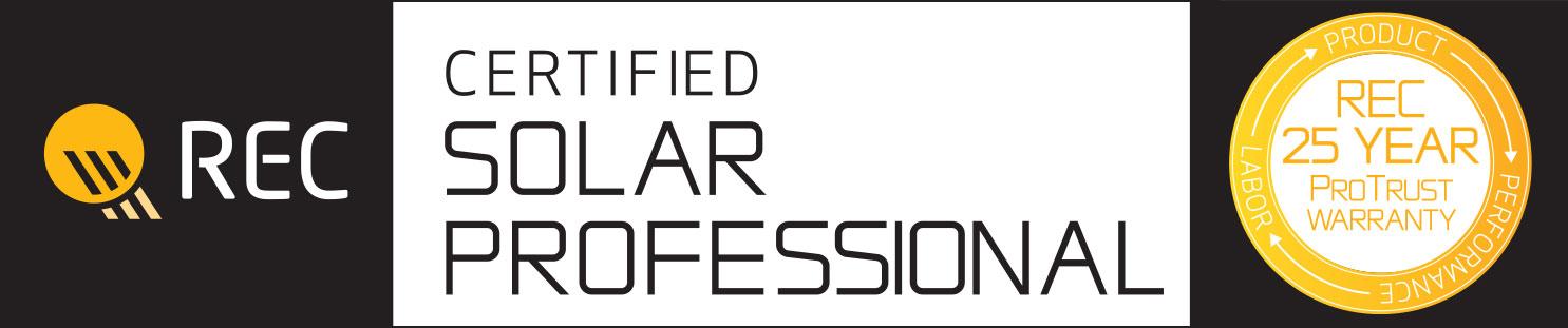 celestial solar innovations - certified solar professional