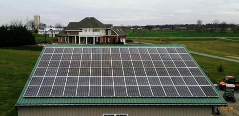 25 kW System