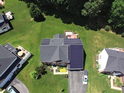 Montgomery County Solar Installation