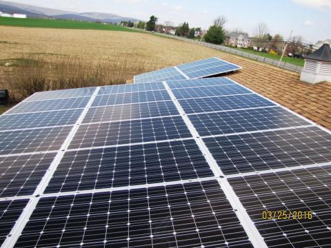 American-Made Solar Panels